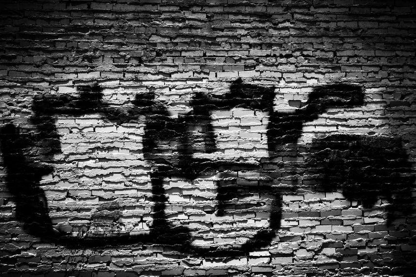 Blackandwhite Monochrome Street Art Graffiti
