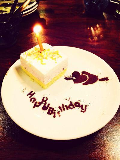 happy birthday! Enjoying Life That's Me 飲むぞ~♪ Hi!