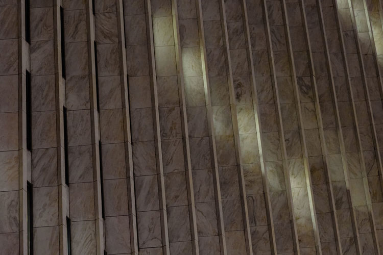 Architecture Built Structure Full Frame Low Angle View No People Pattern Backgrounds Day Outdoors Sunlight Brown Curtain Wood - Material Close-up Nature Textured  Textile Wall - Building Feature