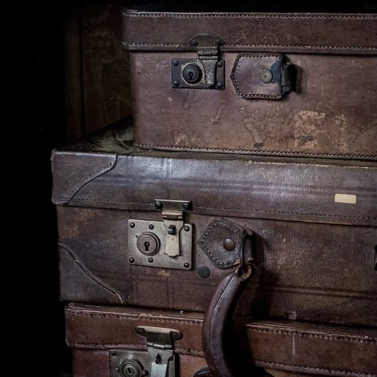 Vintage Luggage Luggage, Travel  Luggage Suitcase Old-fashioned Old Travel EyeEmNewHere Vintage Vintage Luggage Metal Close-up Rusty No People Old-fashioned Day Outdoors EyeEmNewHere