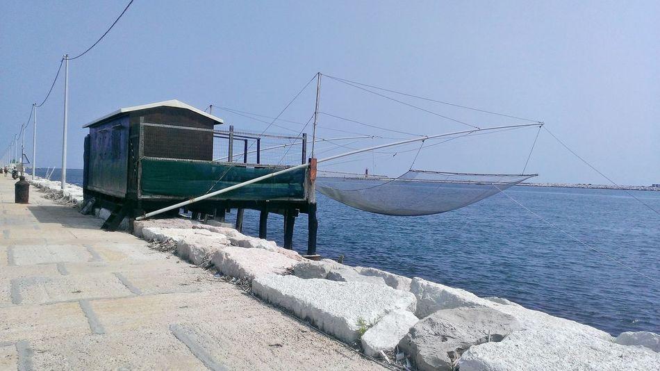Alberoni Day Fish House Fishing Fishing Net Green Lido Di Venezia Net Old Outdoors Pesce Rocks Sea Tipic Tipical Veneto Water Wood The Great Outdoors With Adobe The Architect - 2016 EyeEm Awards