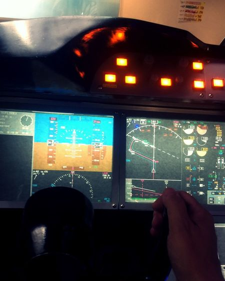 Done That. Mode Of Transport Technology ... Illuminated Cockpit ❣ Close-up What's up⁉️ next step ❣️