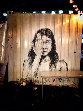 ArtBox Bangkok- Box Art Traveling Bangkok Thailand. Artboxbangkok The Traveler - 2015 EyeEm Awards Streetphotography Bangkok