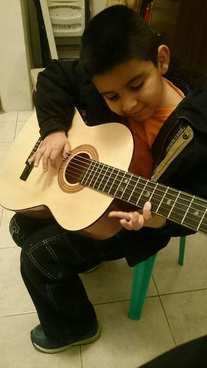 Mi Habib Mi Hijo  Mi Niño Family Guitar Lessons