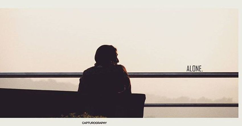 Alone . Photography PhotographyLove Instaclick Instaeve Love Happiness Happy Instagramlove