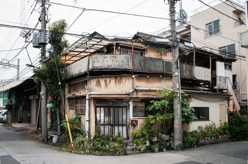 Abandoned Architecture Building Exterior Damaged House Japan No People Tokyo EyeEmNewHere EyeEmNewHere