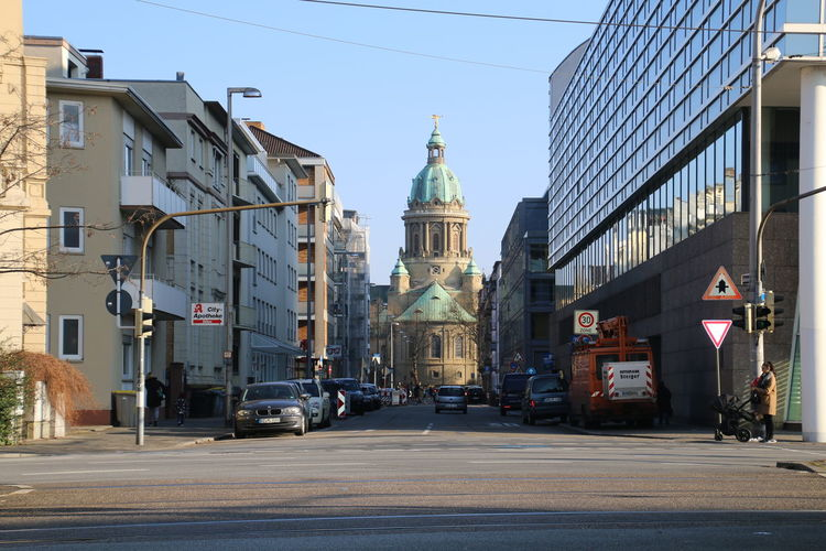 City City Life Travel Destinations Travel City Street Architecture No People Outdoors Clock Gold Colored Built Structure Clock Face Urban Skyline Cityscape Time Downtown District Clock Tower Day Mannheim