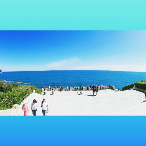 Mare Sea Sea And Sky Sea View Hellosummer