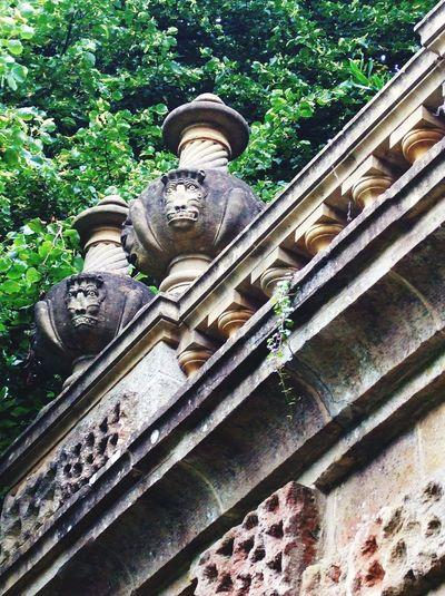 Monkey Gargoyle