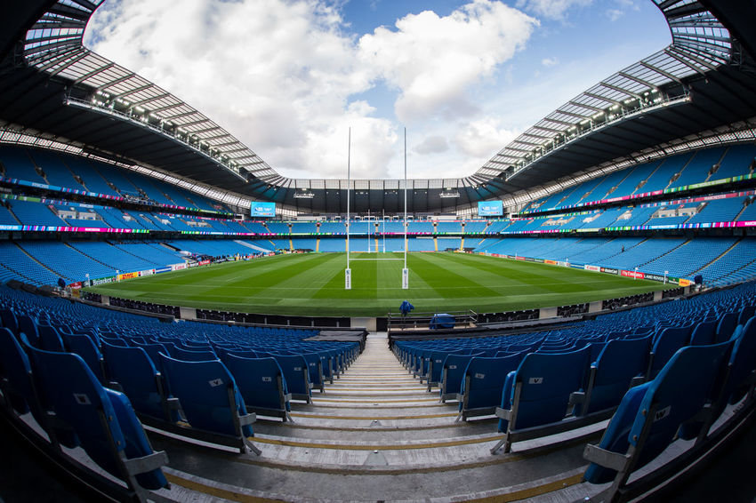 England 🇬🇧 England 🌹 England, UK Stadium Stadium Atmosphere Stadium Lights Stadium Seating Stadiums Architecture Blue Day England England🇬🇧 Enjoying Life Grass No People Outdoors Panoramic Rugby Stadium Seat Sky Stadium Stadium Architecture