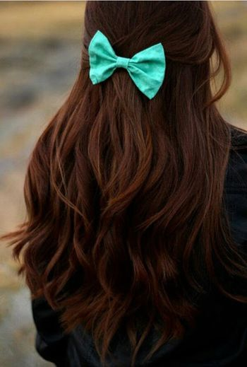 How I wish I can dye my hair in this colour... Brown