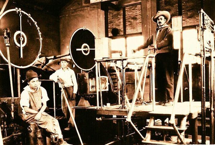 Boris700mx Fresnillo Minería Malacate 1920