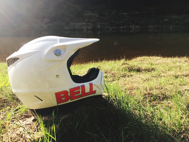 Bell Hellmet Bell Casque First Eyeem Photo