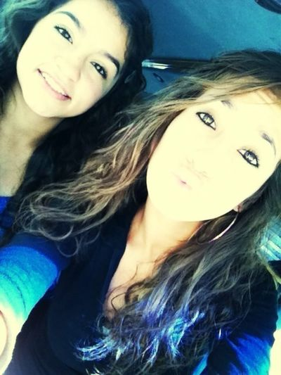 With The Sis :)