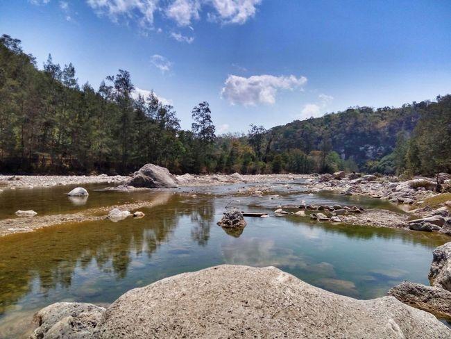 River Sungai Exporetimor INDONESIA Nusatenggaratimur Temef