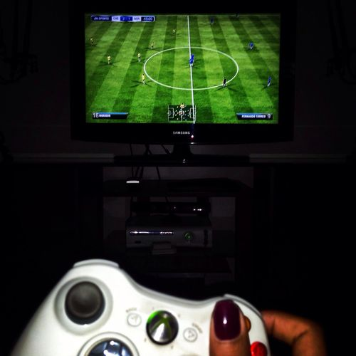 That's Me Playing Fifa Enjoying Life ❤️life is short, play more ❤️