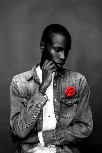 Blackandwhite Portrait Reycortez Lagos