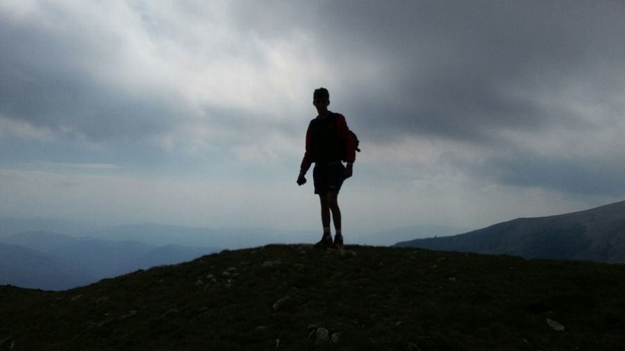Hiking Hiking Adventures Mountain Man Black Luboten