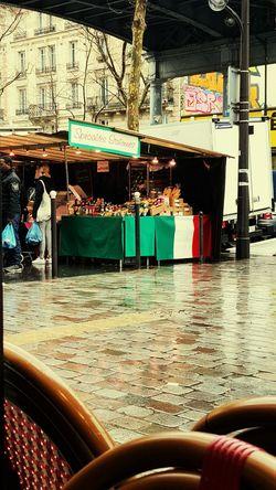Marché du dimanche Enjoying Life Paris ❤ Capture The Moment Market
