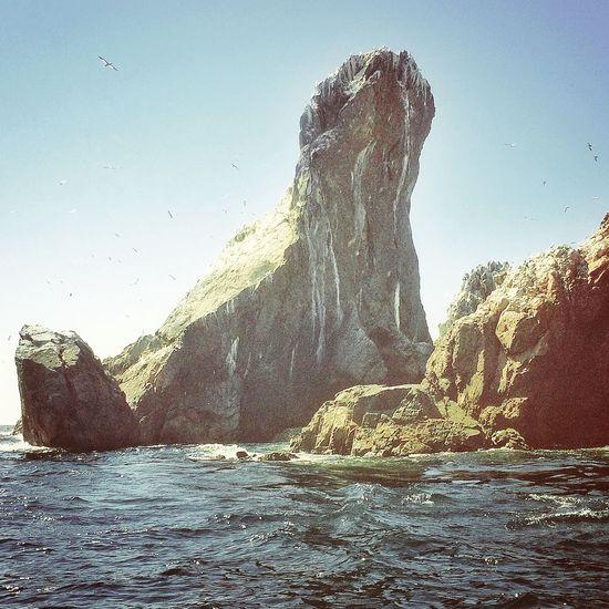Rock Sea