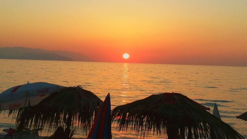 Kusadasi Türkiye Love Sunset