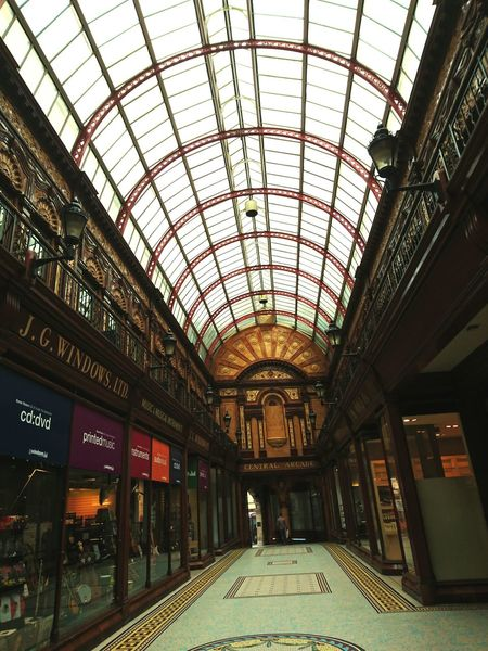 Victorian Architecture Shopping Mall Upmarket Posh Architecture Old Buildings Historical Building Check This Out Taking Photos Hello World Newcastle, UK.