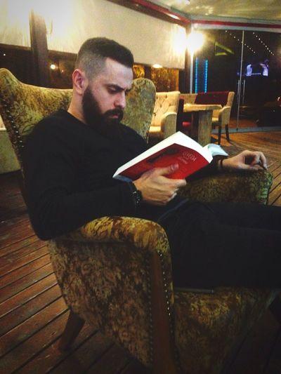 Kitap Okumayı seven Sinan Tufan 😄