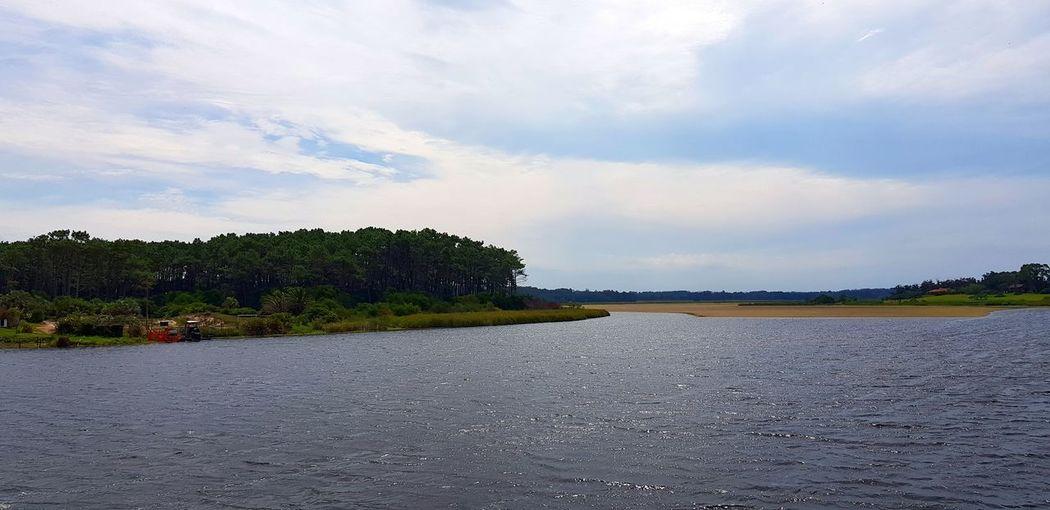 lake Water Sky