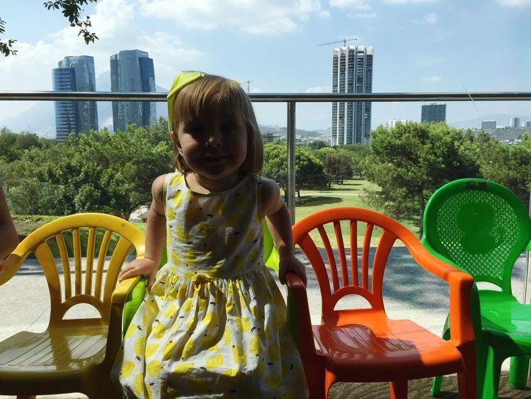 Juli ☀️ Summer15 Chairs Colors Golfcourse