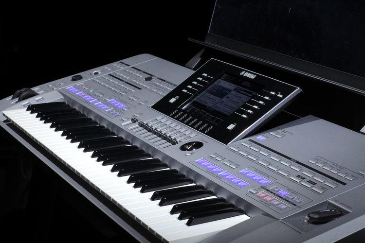 Keyboard Musical Instrument Portable Keyboard Tasteninstrument Tyros Tyros5 Yamaha Yamaha R1
