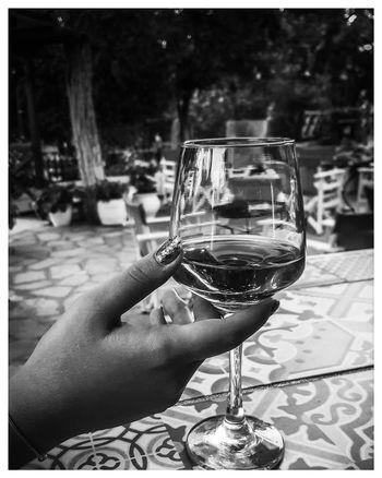 First Eyeem Photo Wineglass Wine Wine Not Bar NewHere ✌🏽️😄