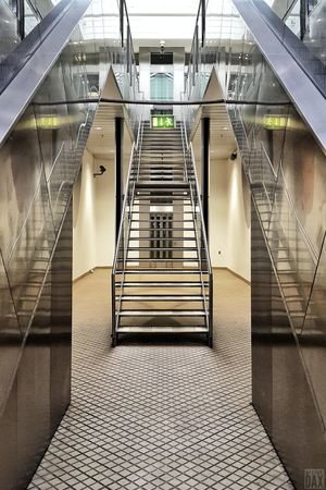 M artist:DAX PHOTOGRAPHOHOLIC I born to capture   Steps And Staircases Steps Staircase Indoors  No People Day EyeEm Selects Traveleurope EyeEm Gallery Mobilephotography EyeEm Best Shots - Architecture The Architect - 2017 EyeEm Awards Smartshots City Built Structure Architecture Trainstation Bahnhof ArtistDAX Aarhus Danmark Reflection ReflectionPerfection! Modern Architecture Travel Destinations