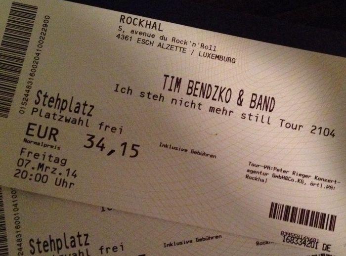 """Genau in 2 Monaten macht die """"Ich steh nicht mehr still"""" Tour halt in LUXEMBURG. Ich bin dabei :) Timbendzko Ichstehnichtmehrstilltour Weltretter Vorfreude"""