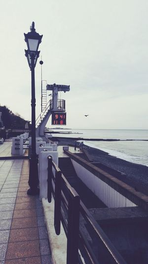 Time temp Sea Sochi First Eyeem Photo