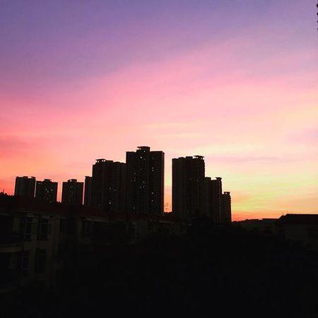 今晚烧烤所见 Guangzhou GZ Canton Cantonese 广州 落霞 烧烤 Clifford 祈福新邨
