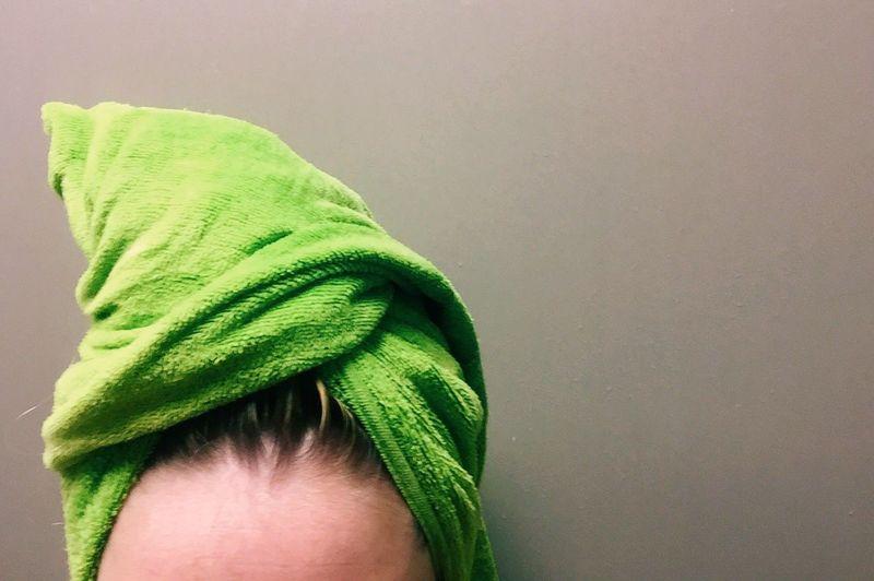 Bathroom Hair