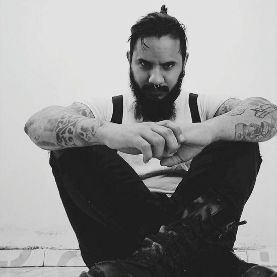Tattoomodels Tattooed Tattoo Beard Bearded