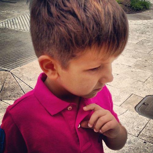 Dino is such a G Babyswag Undercuts Kidscuts Adorable toniguyfirstcolony toniguyhairdressing @toniguyfirstcolony