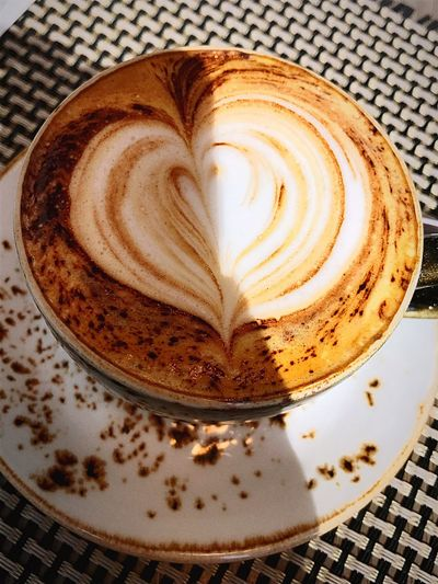 Cup Of Coffee Cuppuccino Coffee - Drink Coffee Coffee ☕ Coffeeholic Lovecoffee Caffeine Coffeefirst