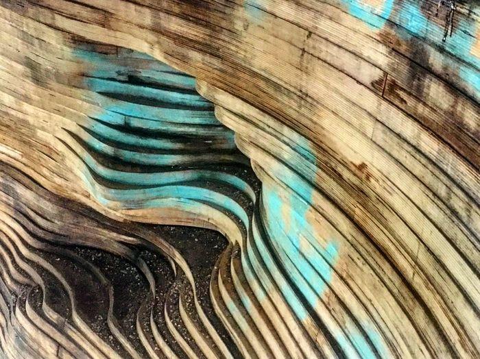 Wood structur