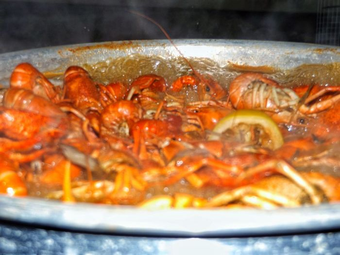 Crawfish Yumyum Crawfish On Deck  Food Photography Food Porn Food Crawfish Time Crawfish Boil  Southern Life Country Living Live For The Story Place Of Heart