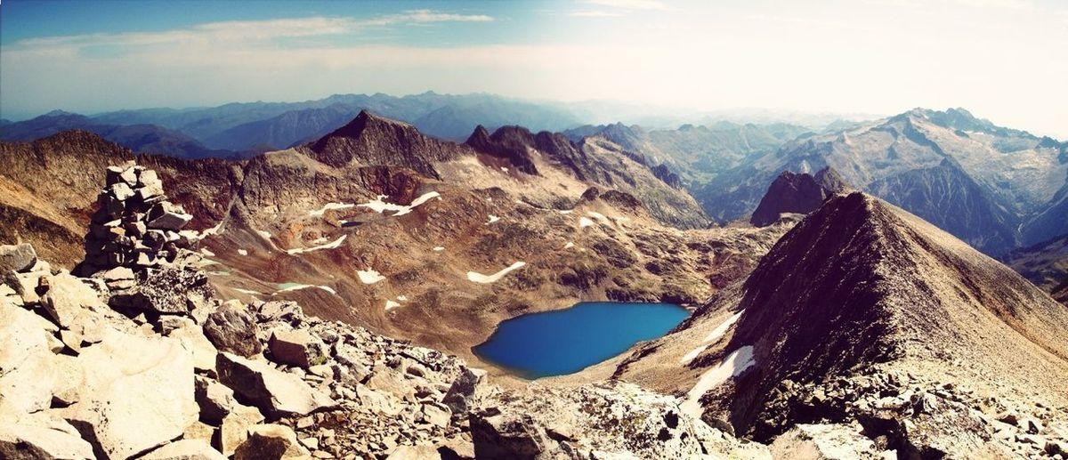 Mountains Racons Pirineos Muntanya