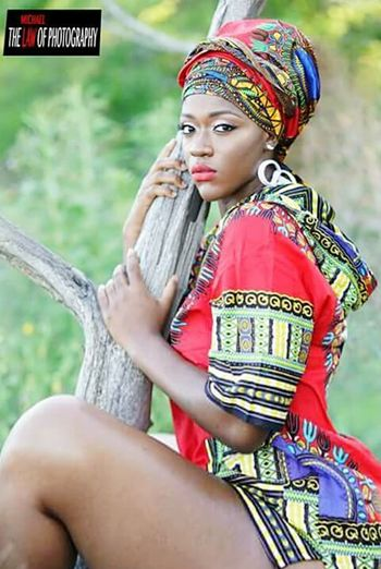 Arts Culture And Entertainment One Person Traditional Clothing Beauty Headwear Multi Colored Adult Nature Representing Close-up African Beauty Melenated Beauty Goddess Outdoors