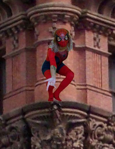 Oona DeSade Spider-Oona