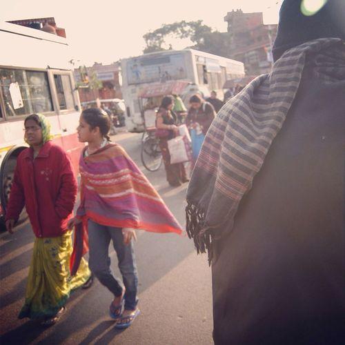 India Traveling Streetphotography 낯익은 뒷모습이죠