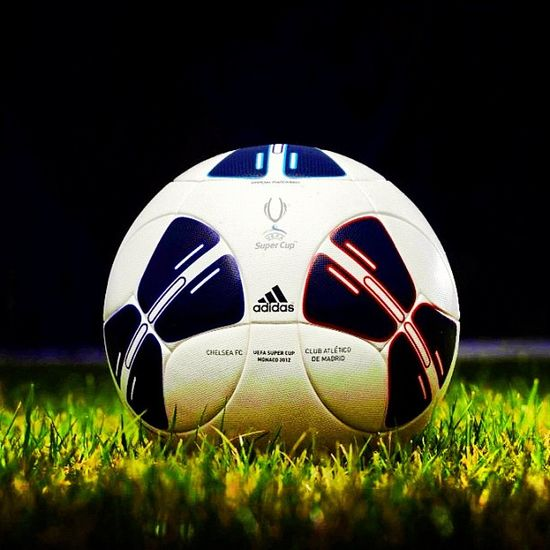 Tonight's match ball Chelsea Athletico