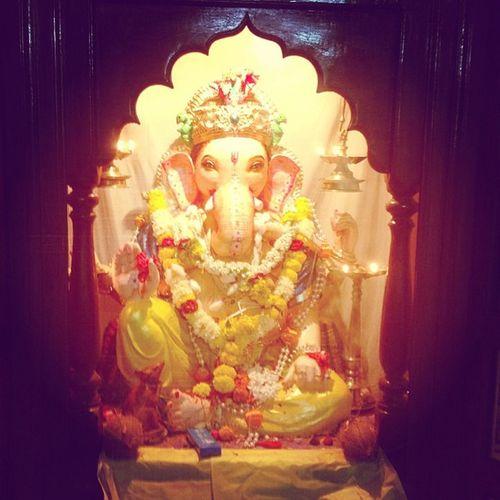 Ganesh Chaturthi Ganesh Idol Chitra Raneche Zuem