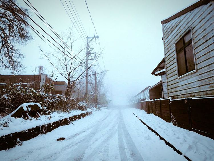 2015/2 in 星光部落 Winter Snow Building Exterior Cold Temperature Built Structure Outdoors House Architecture Tree Day No People Sky Extreme Weather Nature The View And The Spirit Of Taiwan 台灣景 台灣情 My Year My View EyeEm Taiwan EyeEm Japan Traveling Home For The Holidays Miles Away
