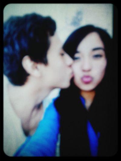 Besito Bonito Kiss lo quiero<3 First Eyeem Photo