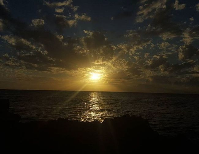 Sunset in paradise Part 2. Jamaicamon Rockhousehotel